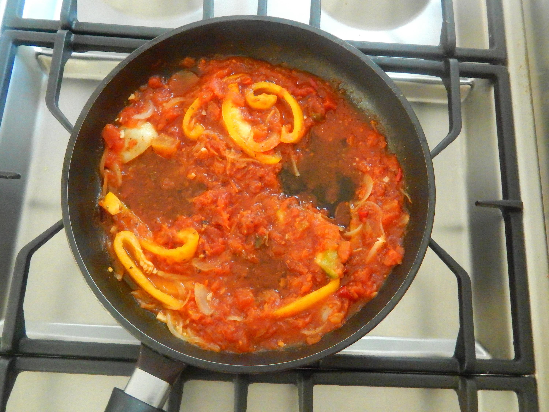 Tomato stew