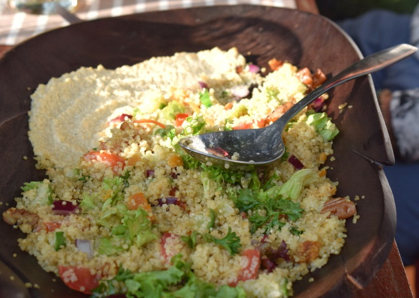 Simple Couscous Tabbouleh