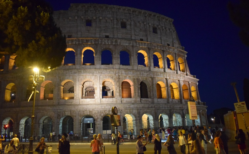 Italy – Rome +Venice